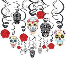 Picture of Day of the Dead Swirls Mega Value Pack