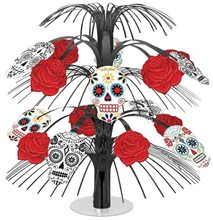 Picture of Day of the Dead Cascade Centerpiece