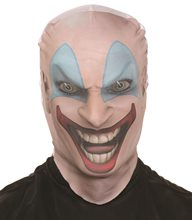 Picture of Killer Clown Skin Mask