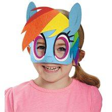 Picture of Rainbow Dash Felt Child Mask