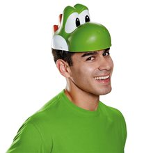 Picture of Super Mario Brothers Yoshi Adult Mask