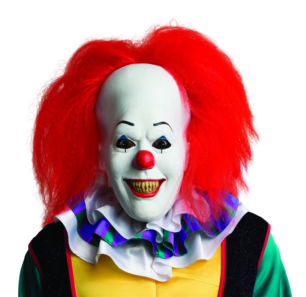 Picture of Pennywise Overhead Latex Mask