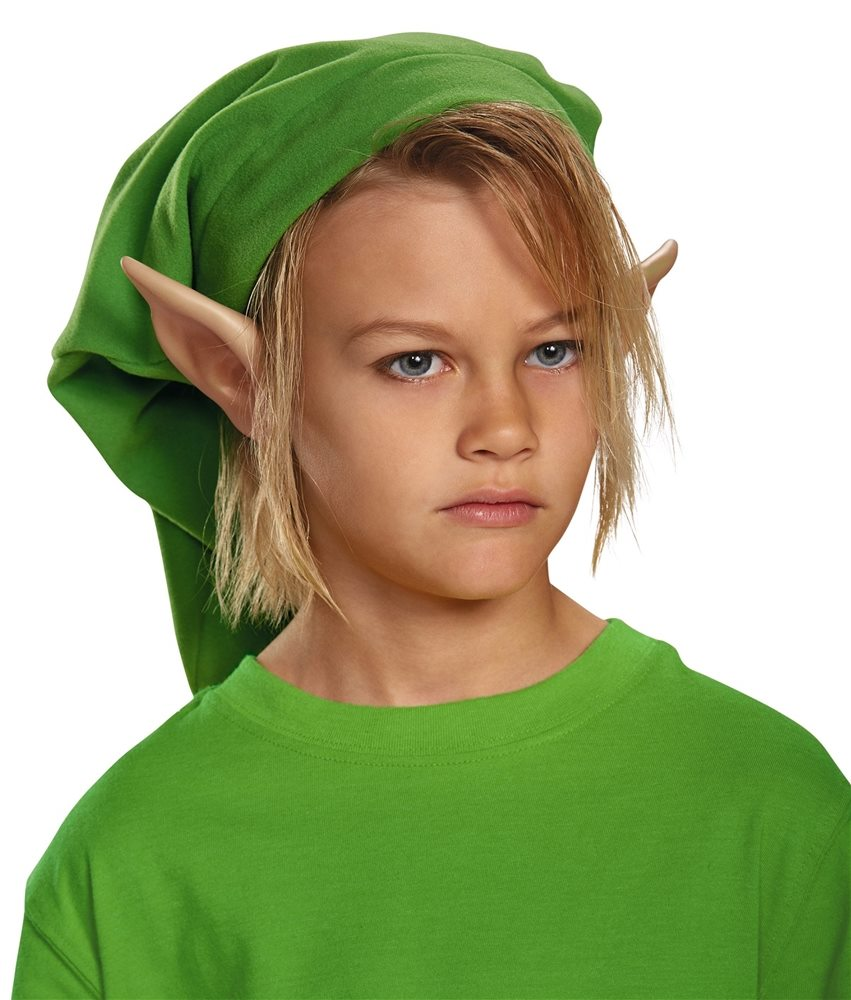 Picture of Zelda Link Hylian Child Ears