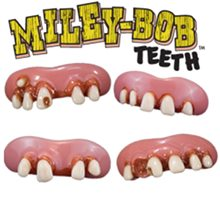 Picture of Miley-Bob Teeth