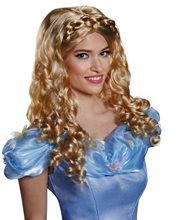 Picture of Cinderella Movie Adult Wig
