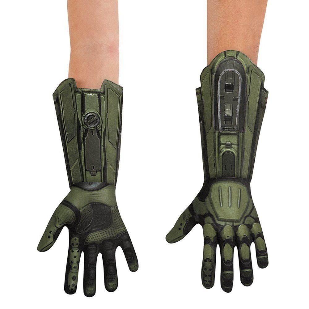 Picture of Halo Master Chief Deluxe Child Gloves