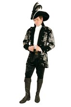 Picture of Buccaneer Pirate Adult Mens Boot Covers (More Styles)