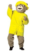 Picture of Ted 2 Rain Slicker Costume Add-On