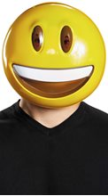Picture of Smiling Emoji Adult Mask