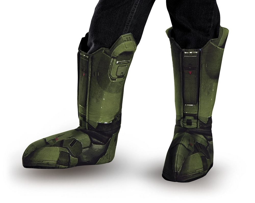 Picture of Halo Master Chief Child Boot Covers
