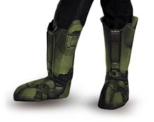 Picture of Halo Master Chief Adult Boot Covers