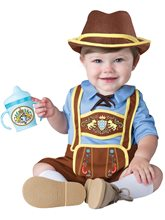 Picture of Little Lederhosen Infant Costume