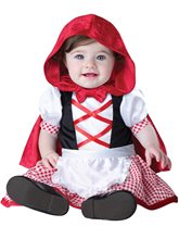 Picture of Little Red Riding Hood Infant Costume