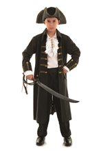 Picture of Pirate Captain Child Costume