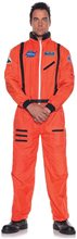 Picture of Orange Astronaut Suit Teen Costume