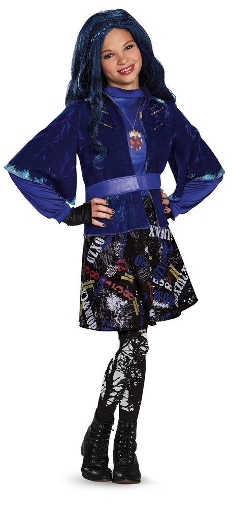 Picture of Descendants Deluxe Evie Child Costume