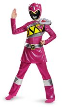 Picture of Power Rangers Dino Charge Pink Ranger Muscle Child Costume