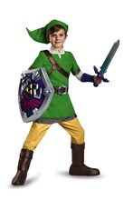 Picture of Zelda Deluxe Link Hylian Child Costume