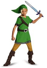 Picture of Zelda Classic Link Hylian Child Costume