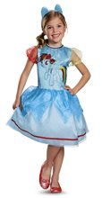 Picture of My Little Pony Classic Rainbow Dash Child Costume