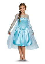 Picture of Frozen Elsa Tween Costume