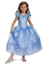 Picture of Cinderella Movie Deluxe Child Costume