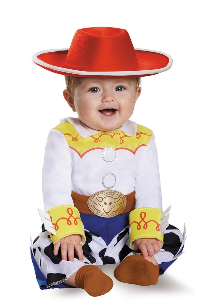 Picture of Toy Story Deluxe Jessie Infant Costume