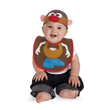 Picture of Mr. Potato Head Bib & Hat Set