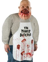Picture of Gruesome Family Butcher Apron
