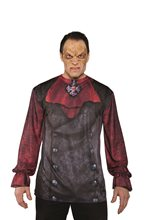 Picture of Victorian Vampire Adult Mens Shirt