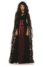 Picture of Midnight Mist Seductress Adult Womens Costume