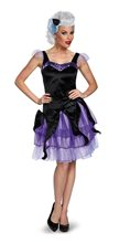 Picture of Little Mermaid Deluxe Ursula Adult Womens Costume