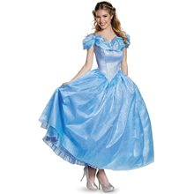 Picture of Cinderella Movie Prestige Adult Womens Costume