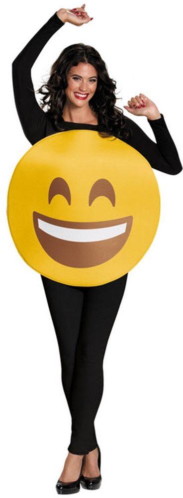 Picture of Smiling Emoji Adult Unisex Costume