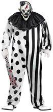 Picture of Killer Clown Adult Mens Plus Size Costume
