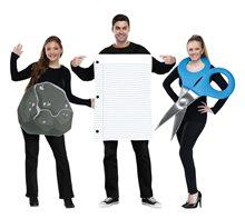 Picture of Rock, Paper, Scissors Adult Costume Set