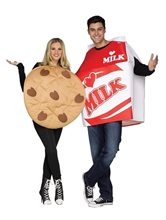 Picture of Cookies & Milk Adult Costume Set
