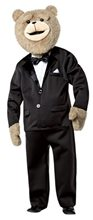 Picture of Ted 2 Tuxedo Adult Unisex Costume with Sound