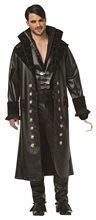 Picture of Once Upon a Time Hook Adult Mens Plus Size Costume