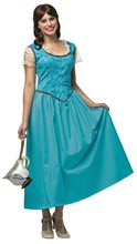 Picture of Once Upon a Time Belle Adult Womens Plus Size Costume