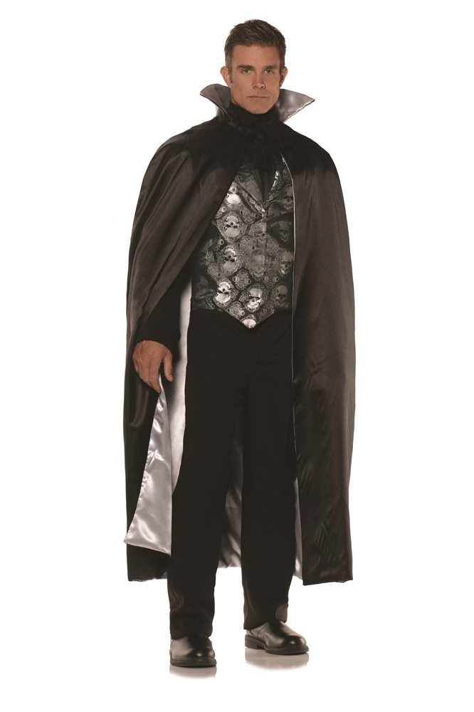 Picture of Dark Skull Master Adult Mens Plus Size Costume