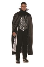 Picture of Dark Skull Master Adult Mens Plus Size Costume