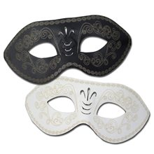 Picture of Cowboy Leather Masquerade Mask (More Colors)