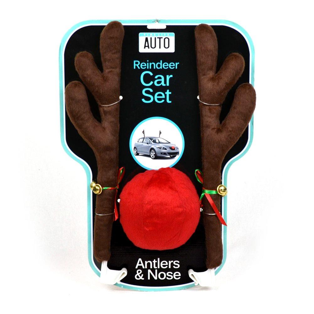 Picture of Reindeer Antlers Car Costume Set