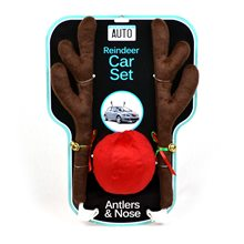 Picture of Reindeer Antlers Car Costume Set