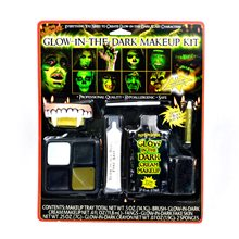 Picture of Glow in the Dark Makeup Kit