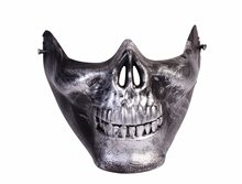 Picture of Lower Jaw Skull Half Mask
