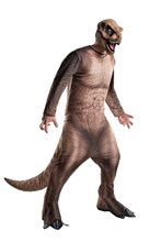 Picture of Jurassic World T-Rex Adult Mens Costume