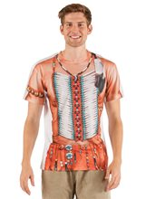 Picture of Big Chief Adult Mens T-Shirt