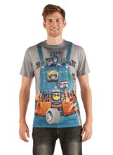 Picture of Handyman Adult Mens T-Shirt